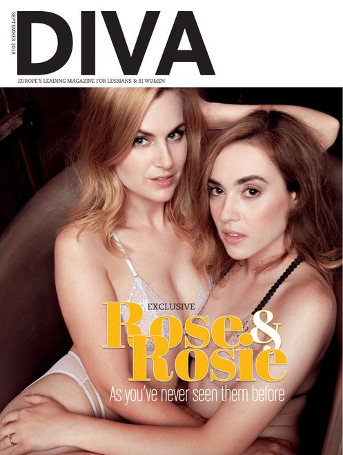 ***LIMITED EDITION*** DIVA Magazine September 2018