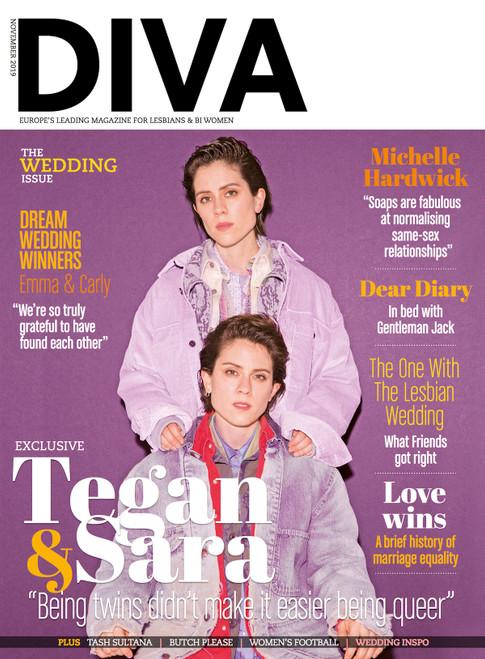 DIVA Magazine November 2019