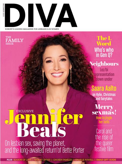 DIVA magazine December 2019