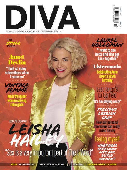 DIVA magazine April 2020