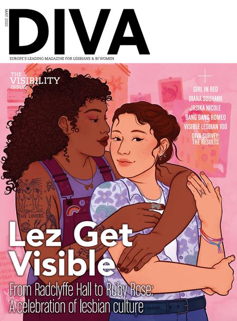 DIVA magazine May 2020
