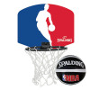 NBA Logoman Mini Backboard