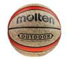 Molten GO7 Series Outdoor Basketball Size:07 Colour: Yellow/Orange