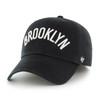 Brooklyn Nets '47 Brand Franchise - Text Black