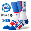 Stance Shortcut NBA Philly 76ers  Socks