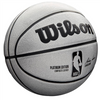 Wilson silver basketball