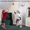 Sample game play Spalding Mini hoop