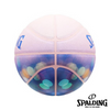 Spalding Pink basketball