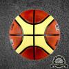 Molten Tan GR7D Size 7 Outdoor Rubber Basketball