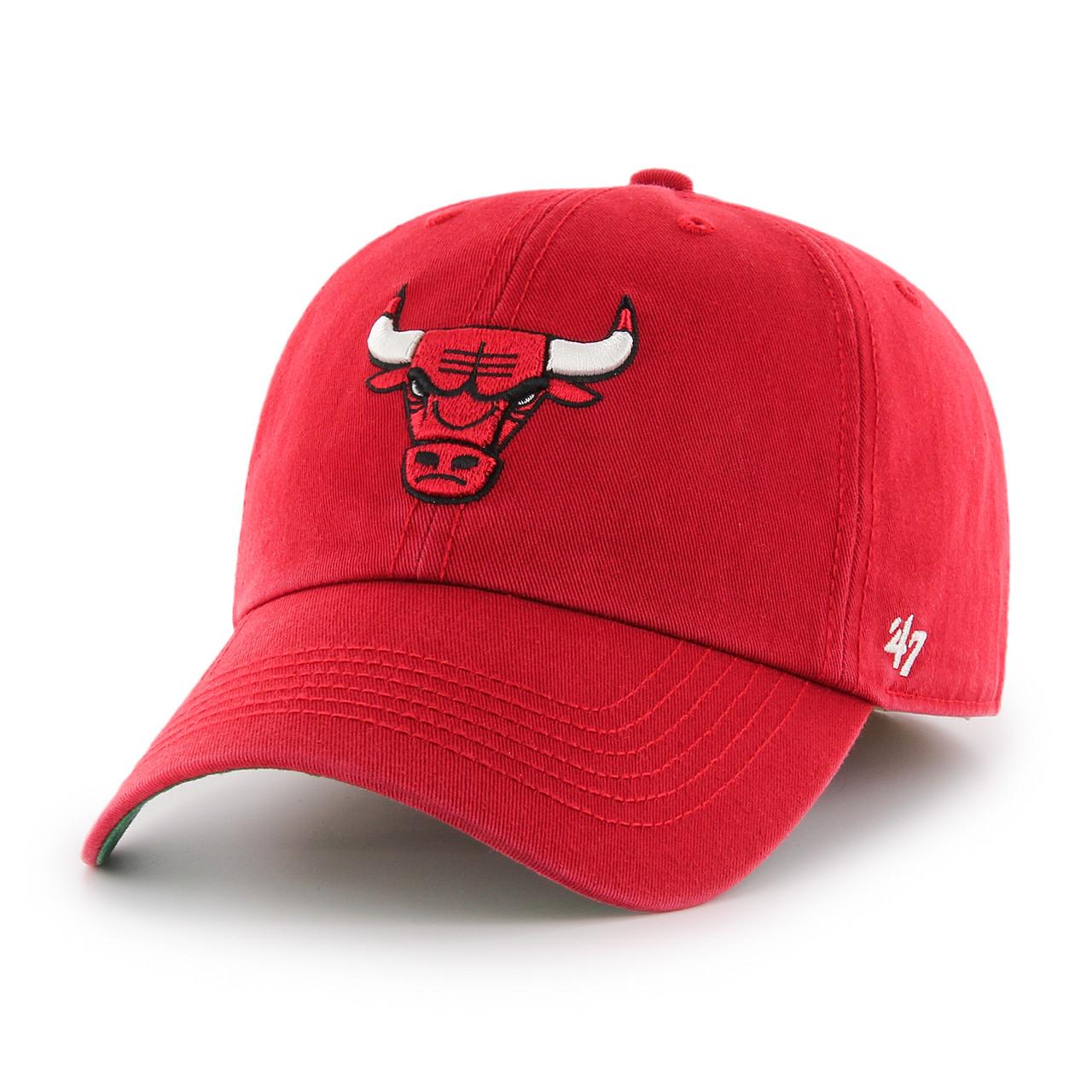 3a51daba6e Chicago Bulls  47 Brand Franchise - Red - Basketball Republic