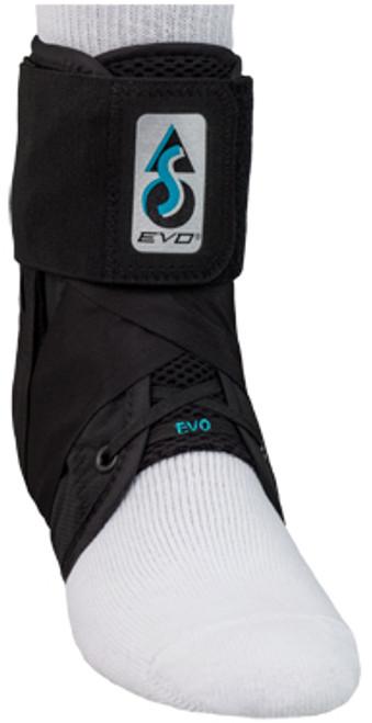 ASO EVO Ankle Stabilizer in Black