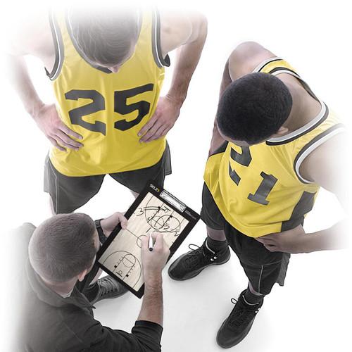 SKLZ Basketball Magnacoach Strategy Board