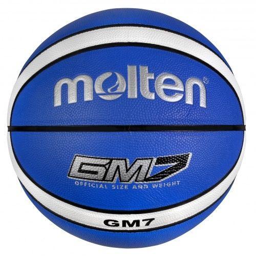 Buy Molten GMX Blue Basketball Size 7