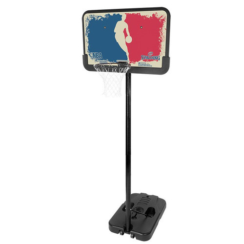 Spalding NBA Logoman Portable System