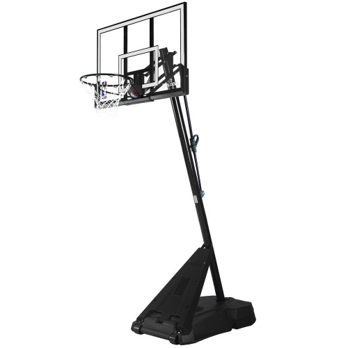 "Spalding Hercules 52"" Portable Basketball System"