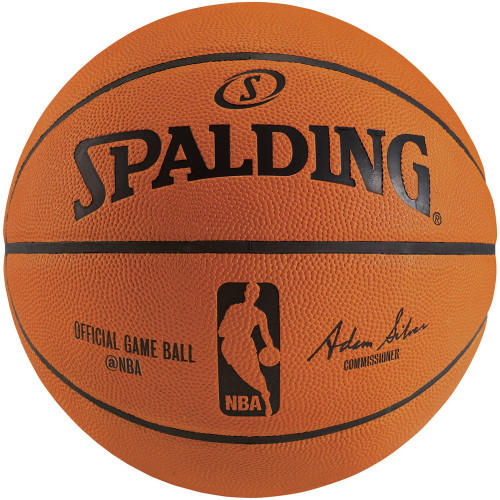 Official NBA Game Ball Size 7Full grain leather ball used by the professionals