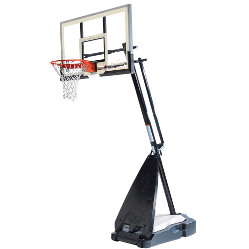 "Spalding 54"" Ultimate Hybrid Portable"