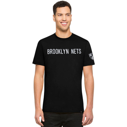 Brooklyn Nets Jet Black '47 FIELDHOUSE Tee