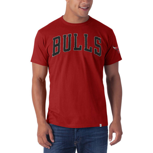 Chicago Bulls Rescue Red '47 FIELDHOUSE Tee