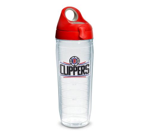 Los Angeles Clippers Logo Emblem Tervis Water Bottle