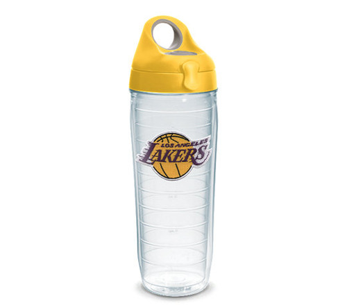 Los Angeles Lakers Logo Emblem Tervis Water Bottle