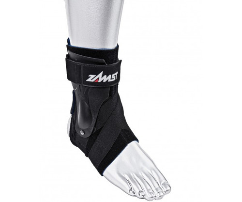 The A2-DX provides the strongest ankle support for moderate to severe ankle sprains.