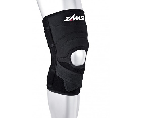 The ZK-7 is the strongest knee support for moderate to severe sprains of the ACL, PCL, MCL and LCL.