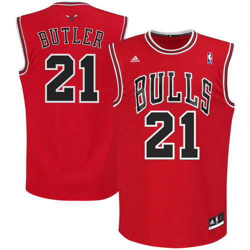 Adidas Jimmy Butler Chicago Bulls (Away) Youth Jersey