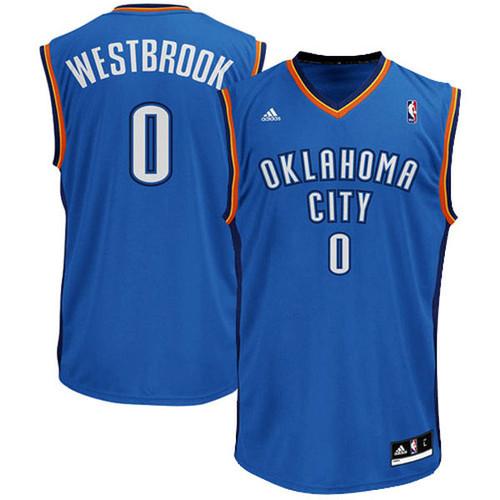 Adidas Russel Westbrook OKC Thunder (Away) Youth Jersey