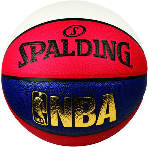 Spalding NBA Logoman Indoor/Outdoor Size 6