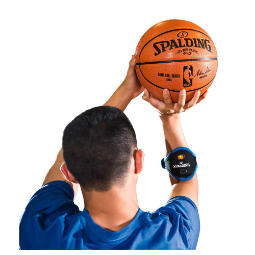 Spalding Smart Shot Shooting Trainer Coach Arm Band
