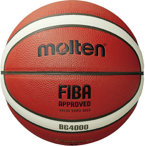 Molten B6G4000 Indoor Competition Basketball (formerly known as the GF6X)