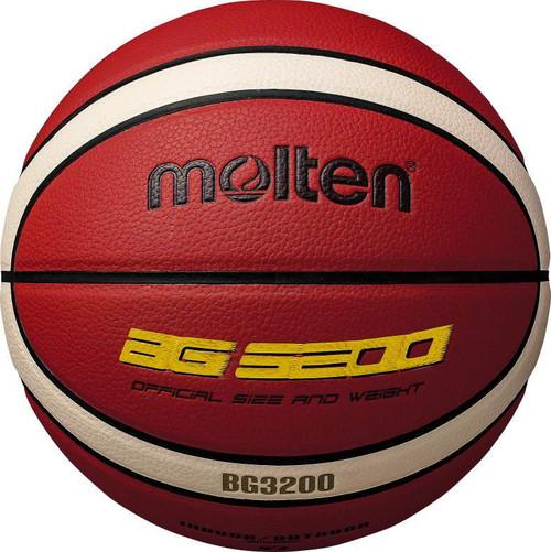 MOLTEN BG3200 SERIES | Composite Leather Outdoor/Indoor Basketball