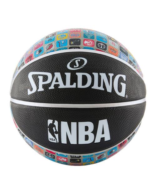 Spalding NBA Designer Icons Outdoor Rubber Basketball (7)