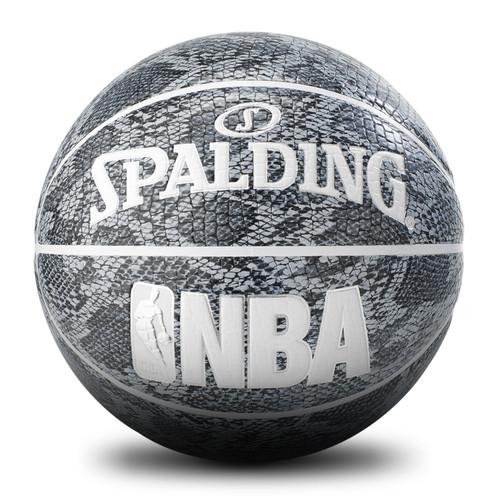 Spalding Snake Skin Indoor/Outdoor Basketball