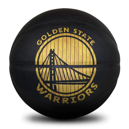 Black gold edition Golden State warriors Hardwood Series