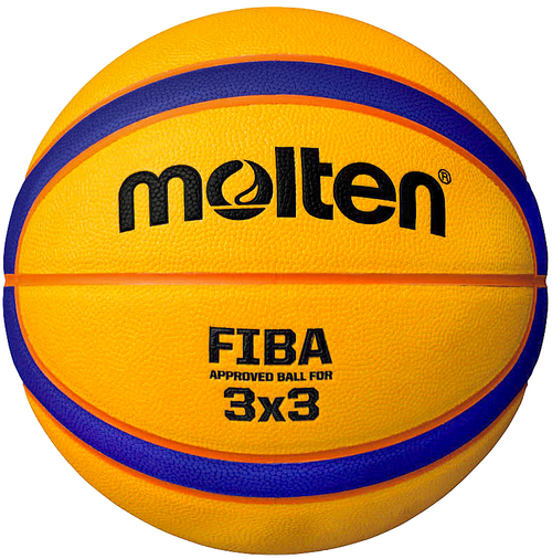 Molten 3x3 5000 FIBA front