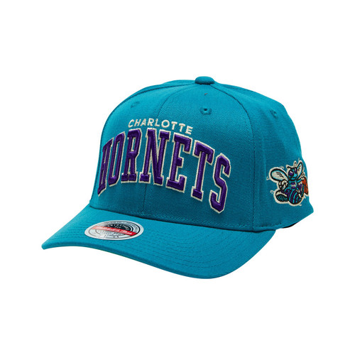 Hornets teal front