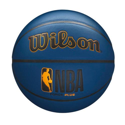 Wilson NBA Forge Plus blue Basketball