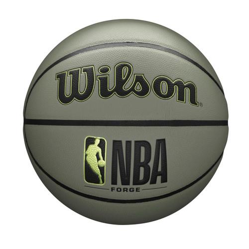Wilson NBA Forge Khaki Basketball