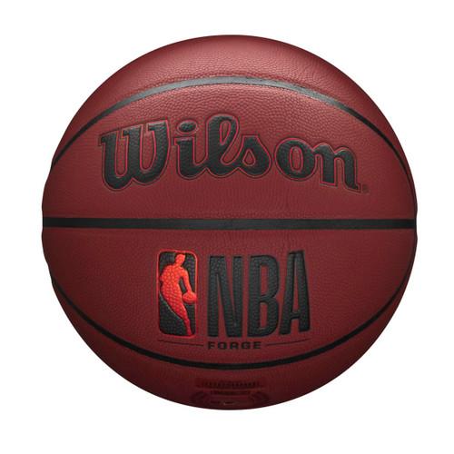 Wilson NBA Forge Crimson red Basketball