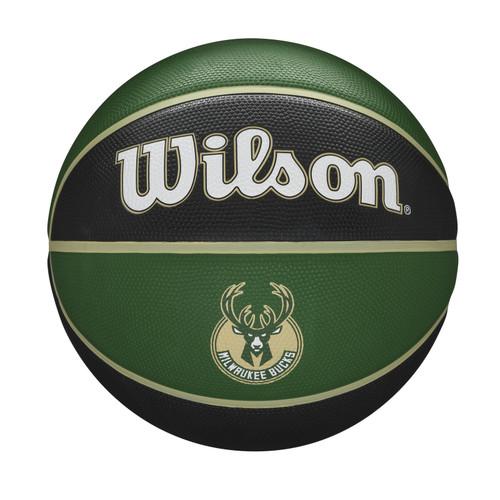 Wilson NBA Teams basketball Bucks