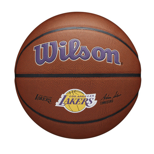 Wilson Alliance LA Lakers Ball
