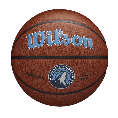 Wilson Alliance Minnesota Timberwolves Ball