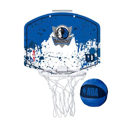 Wilson mini hoop Dallas Mavericks