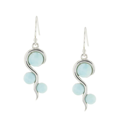 Seafoam Bubble Earrings