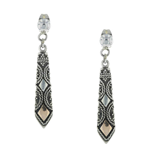 Bali Silver Passion Earrings