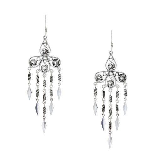 Bali Chandelier Dream Earrings
