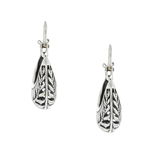 Bali 925 Silver Pratyahara Earrings