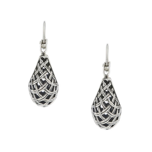 Bali 925 Silver Satya Earrings